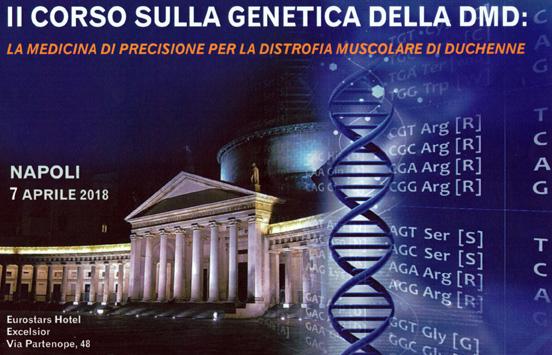 II Corso sulla Genetica della DMD
