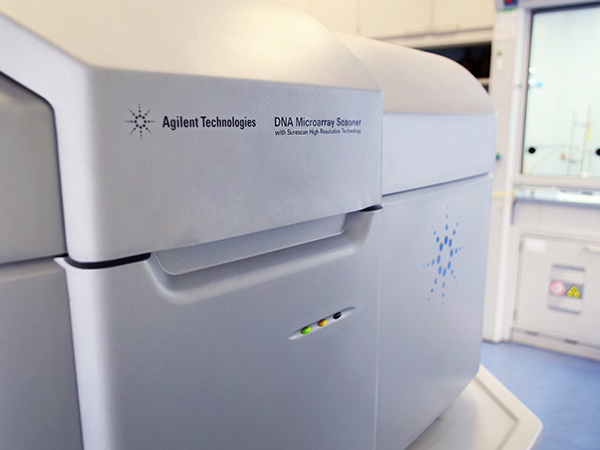 DNA Microarray Scanner Agilent Technologies